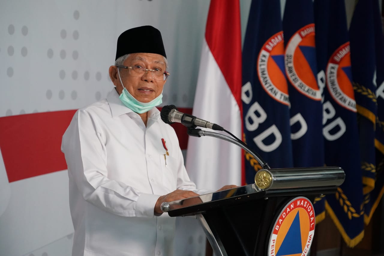 Vice President Ma'ruf can 'do more' to develop sharia economy