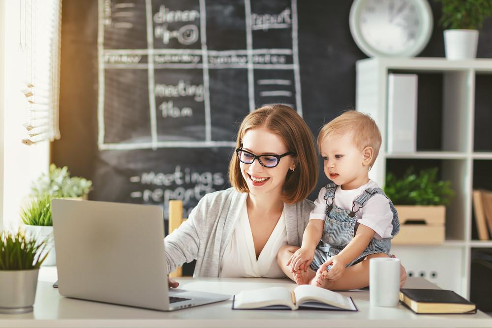 Women-run businesses deserve morale boost