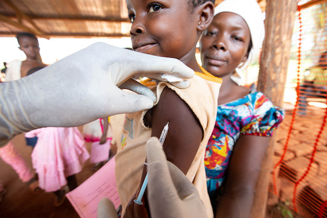 UN agencies: 117 million children may miss measles shots due to COVID-19