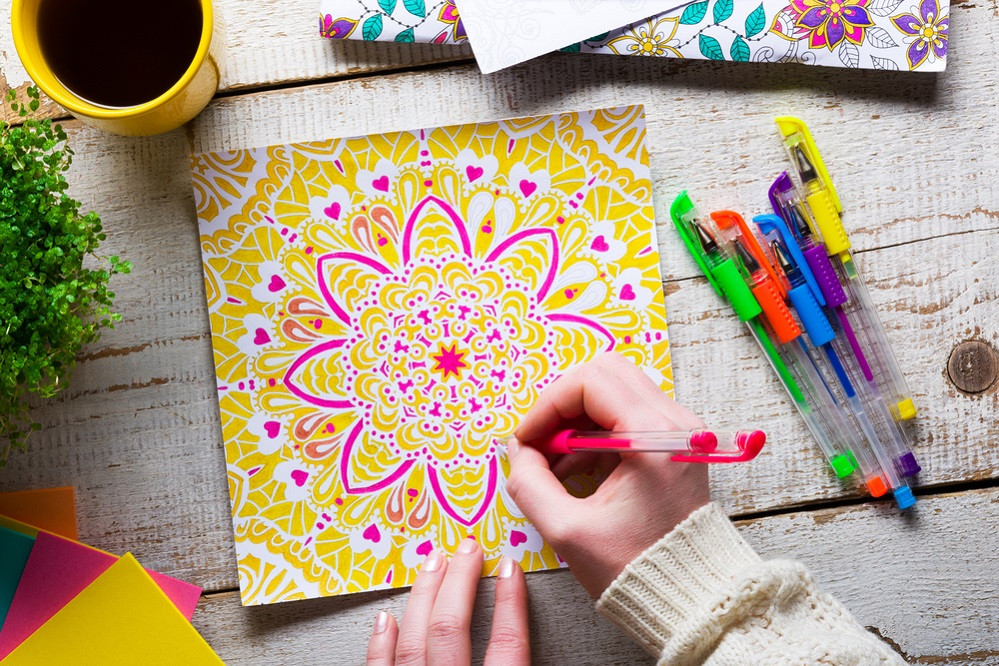 Museums and libraries across the world release free coloring pages