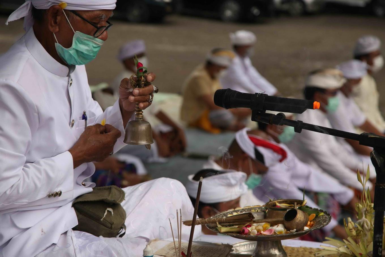 No 'ogoh-ogoh' parades, large crowds during Nyepi this year