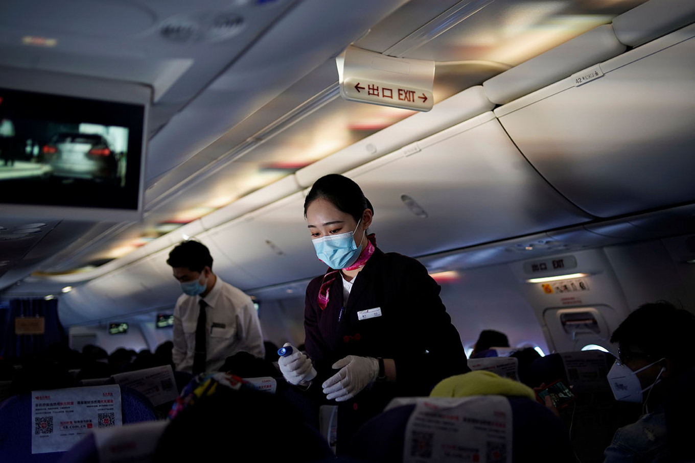 Airline industry braces for prolonged recovery from coronavirus crisis