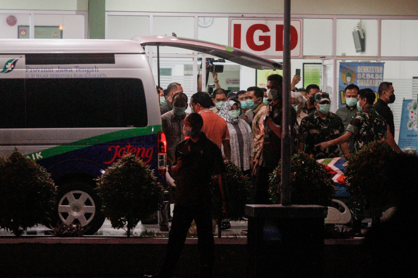 Mourning Jokowi on schedule to join G20 online meeting
