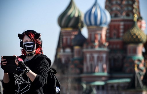 Russia to ground all international flights from midnight on Friday