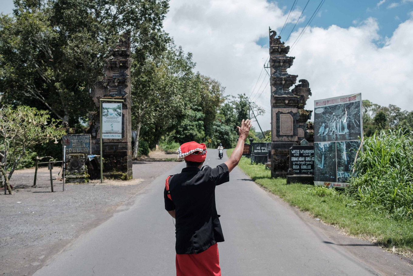 Feeling stuck in lockdown? What I learned from Day of Silence in Bali