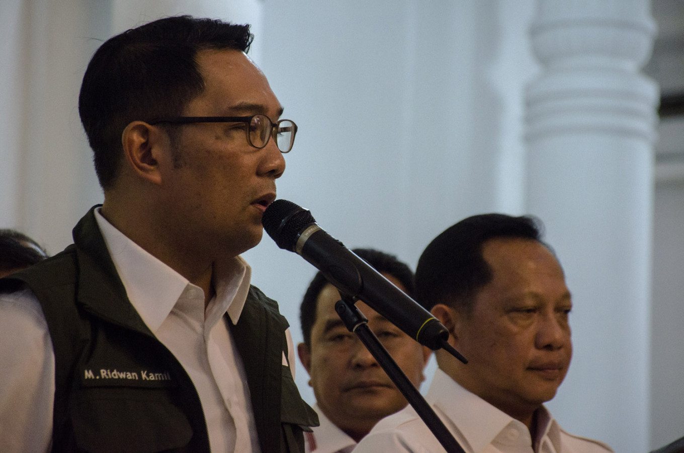West Java Governor Ridwan Kamil signs up for COVID-19 vaccine trials