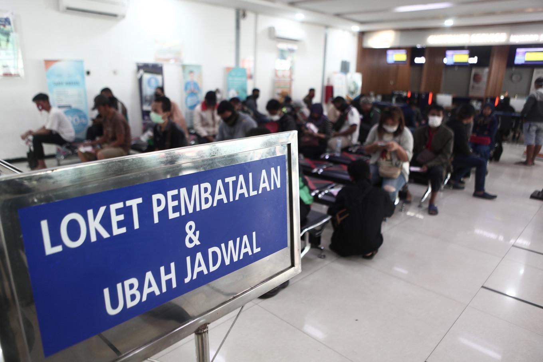 COVID-19: PT KAI cancels 28 Jakarta train routes