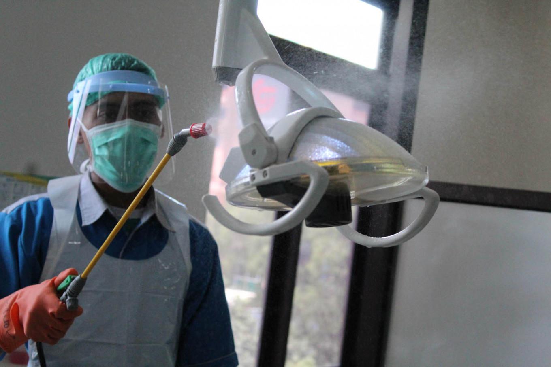 Soelastri Dental Hospital is owned by Muhammadiyah University in Surakarta, Central Java. JP/Fauzan