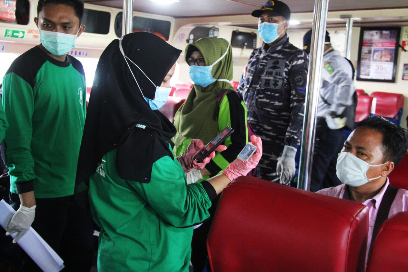 COVID-19: Indonesia steps up measures to anticipate influx of migrant workers returning home