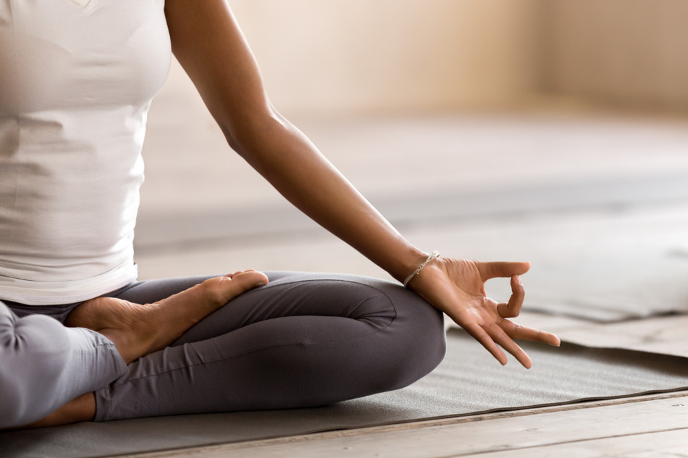Can Yoga Help Women Manage Menstrual Pain Health The Jakarta Post