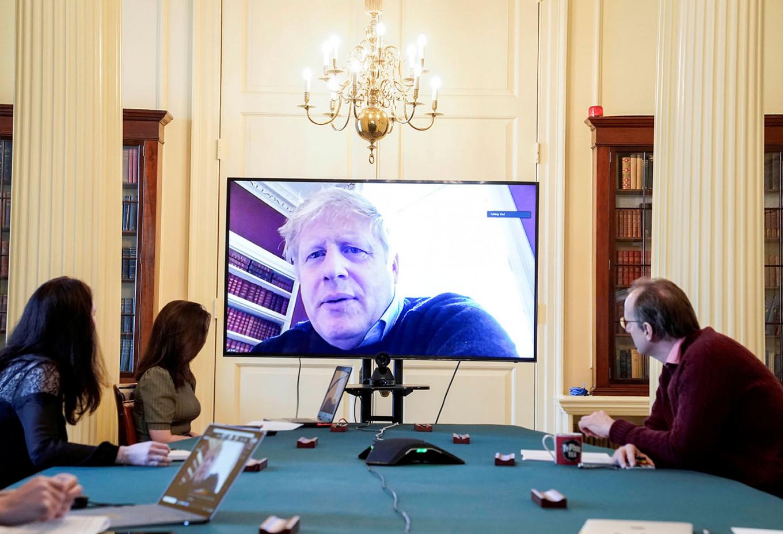 UK PM urges global effort at vaccine summit