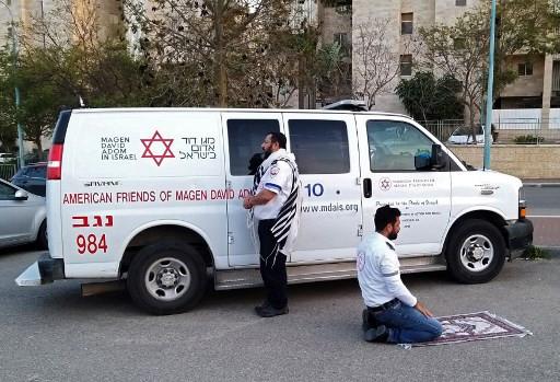 Arab and Jewish medics together on frontline of Israel's virus fight