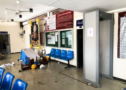 Virus fears spark Thailand prison riot