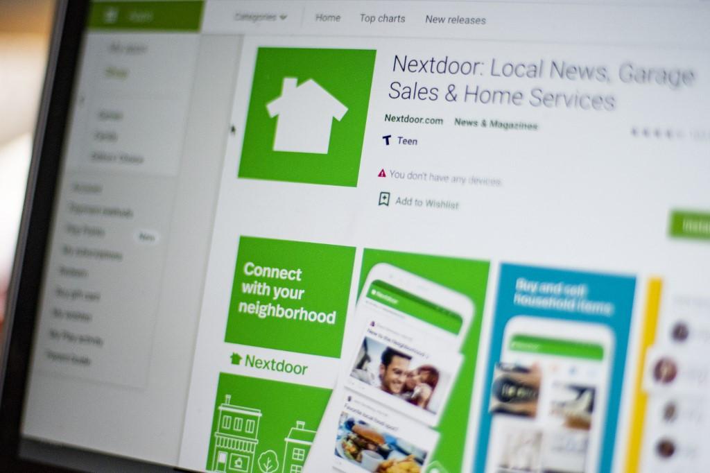 Nextdoor, the network for neighbors, grows in age of social distancing