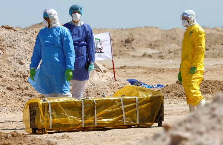 Iraq has confirmed thousands more COVID-19 cases than reported, medics say