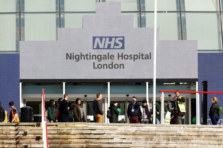 Cabin crew swap aircraft aisles for hospitals in UK's coronavirus fight