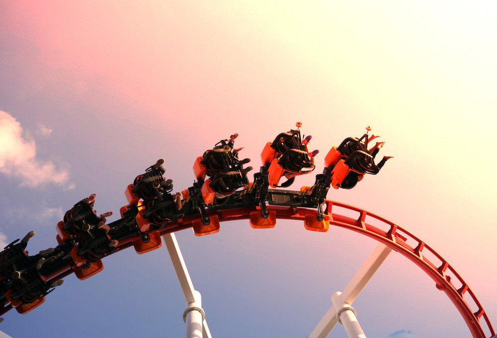 Virtual theme park rides you can experience from home