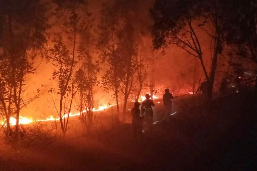 Fire breaks havoc in China after Corona, 19 killed in Sichuan