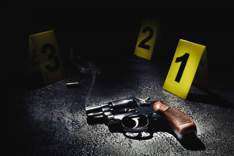 Police officer found dead of gunshot in North Sumatra
