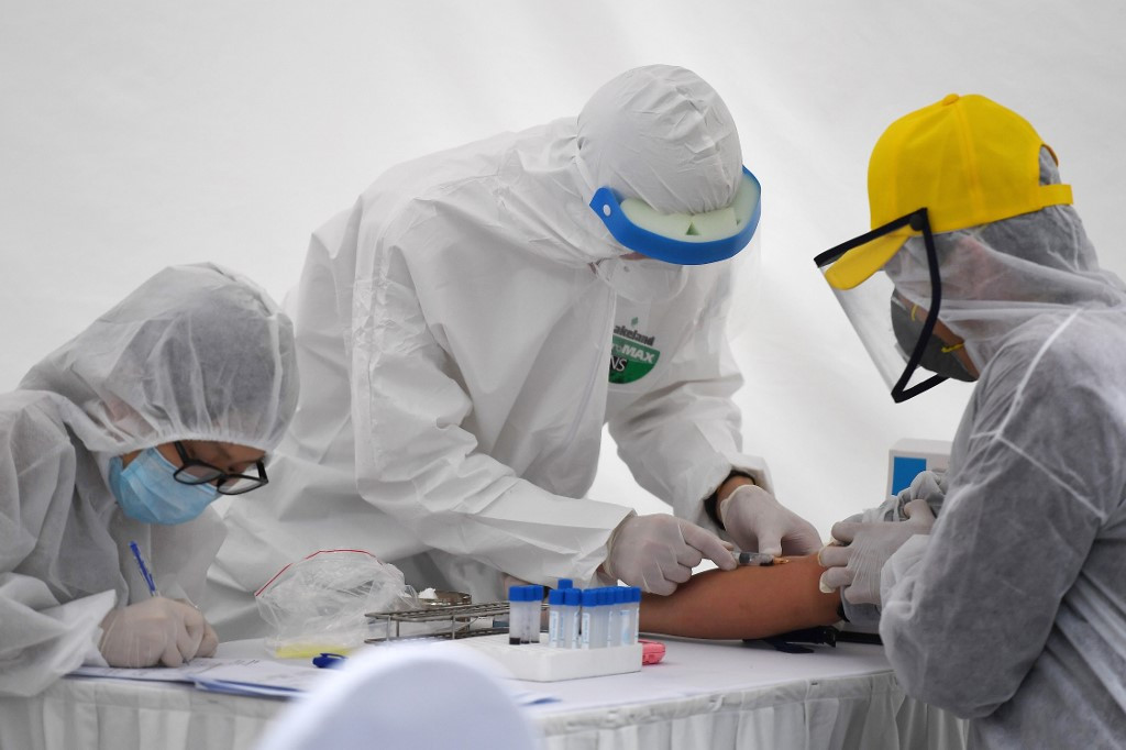 Indonesia ranks among world's worst in coronavirus testing rate