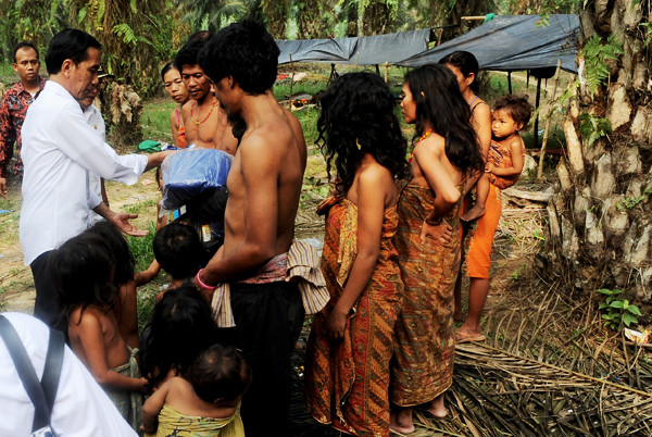 Indonesia's indigenous tribes use rituals, customs to ward off coronavirus