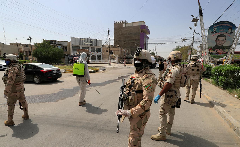 Islamic State exploits virus, political crisis to boost Iraq attacks