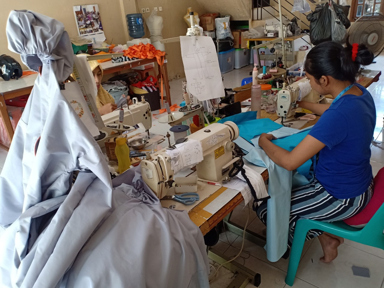 Local PPE producers pass international standards, gear up for export
