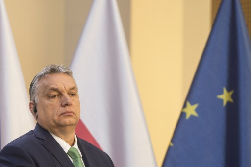 Call for Orban party to be excluded by EU center-right