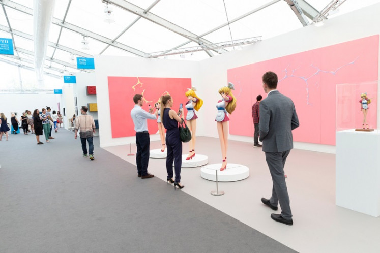 Frieze New York to launch free online viewing rooms