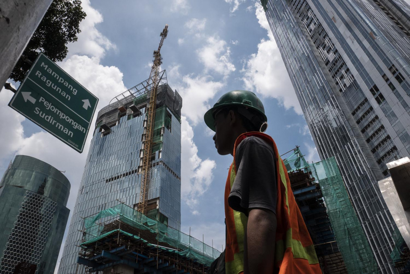 Pandemic likely tipped Indonesia into first recession since 1998: Poll