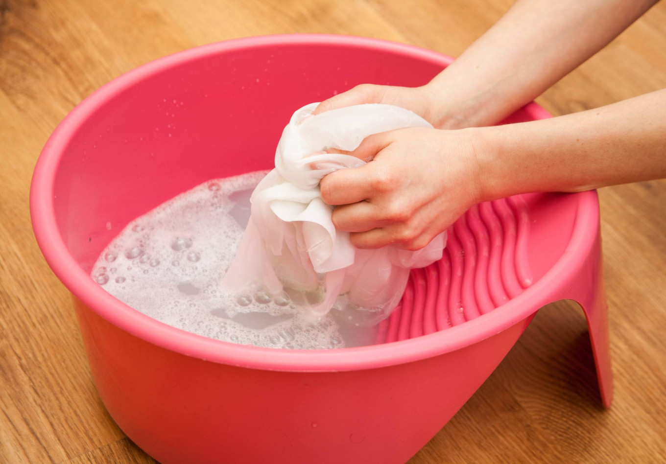 In hot water: The new rules of laundry in the time of COVID-19