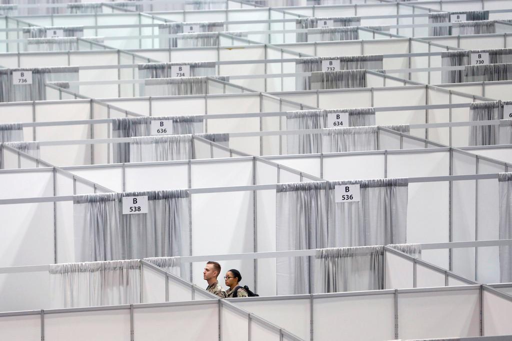 China sending 1,000 ventilators to NY