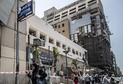 Coronavirus infects medics at Egypt cancer centre