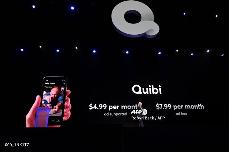 Jeffrey Katzenberg says Quibi will be free for 90 days