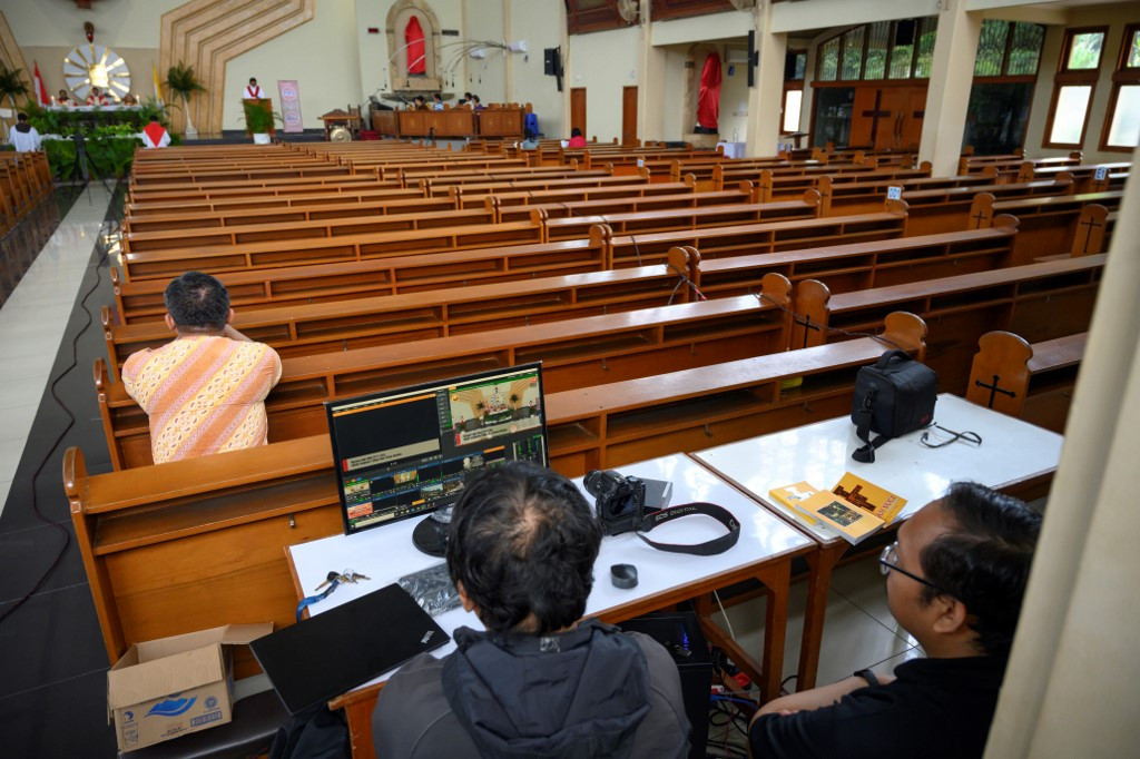 COVID-19: Theological school in Central Jakarta designated 'red zone'