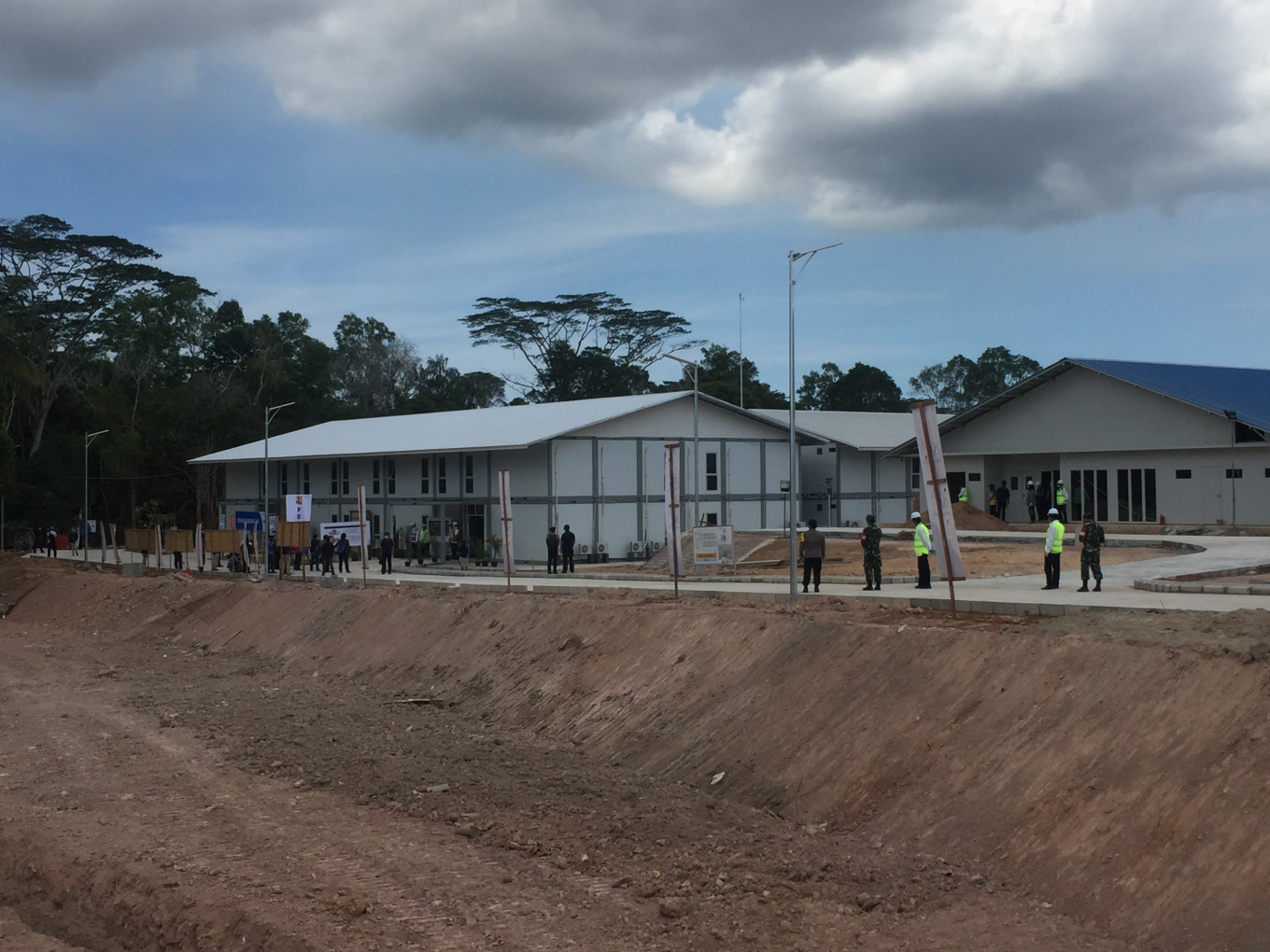 Galang COVID-19 hospital opens to step up fight against Indonesian epidemic