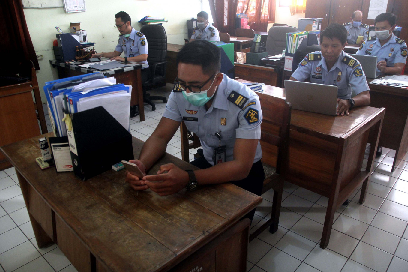 135 early released prisoners have reoffended during pandemic in Indonesia: Police