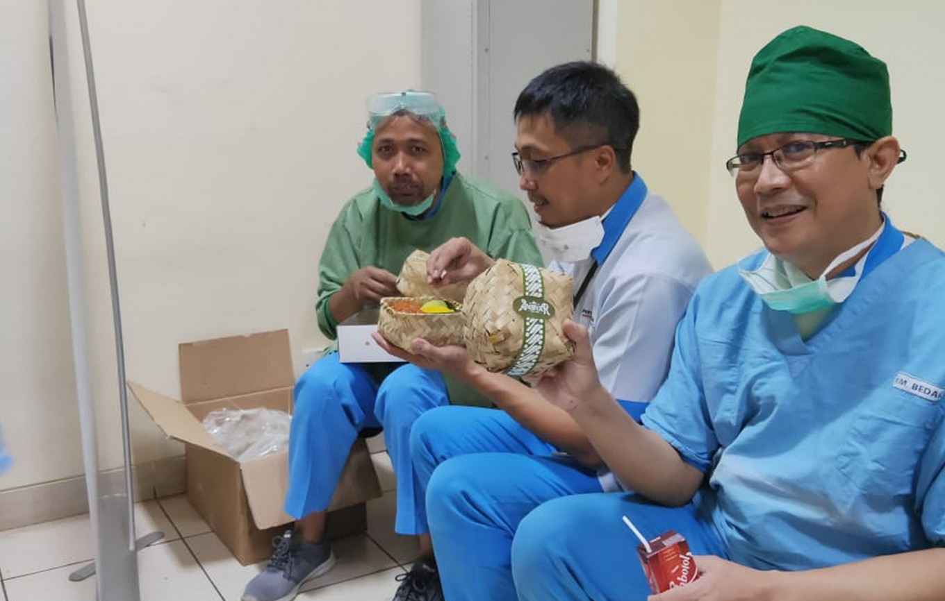 COVID-19: Pertamina Foundation provides housing for medical workers at referral hospital