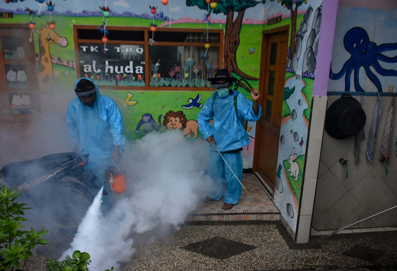 Dengue fever kills more than COVID-19 in Central Java