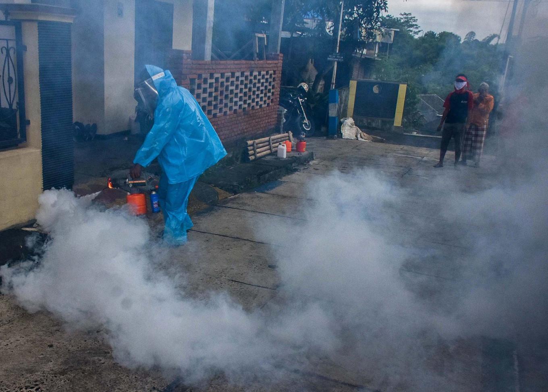 Dengue fever cases still on the rise despite seasonal change in some regions