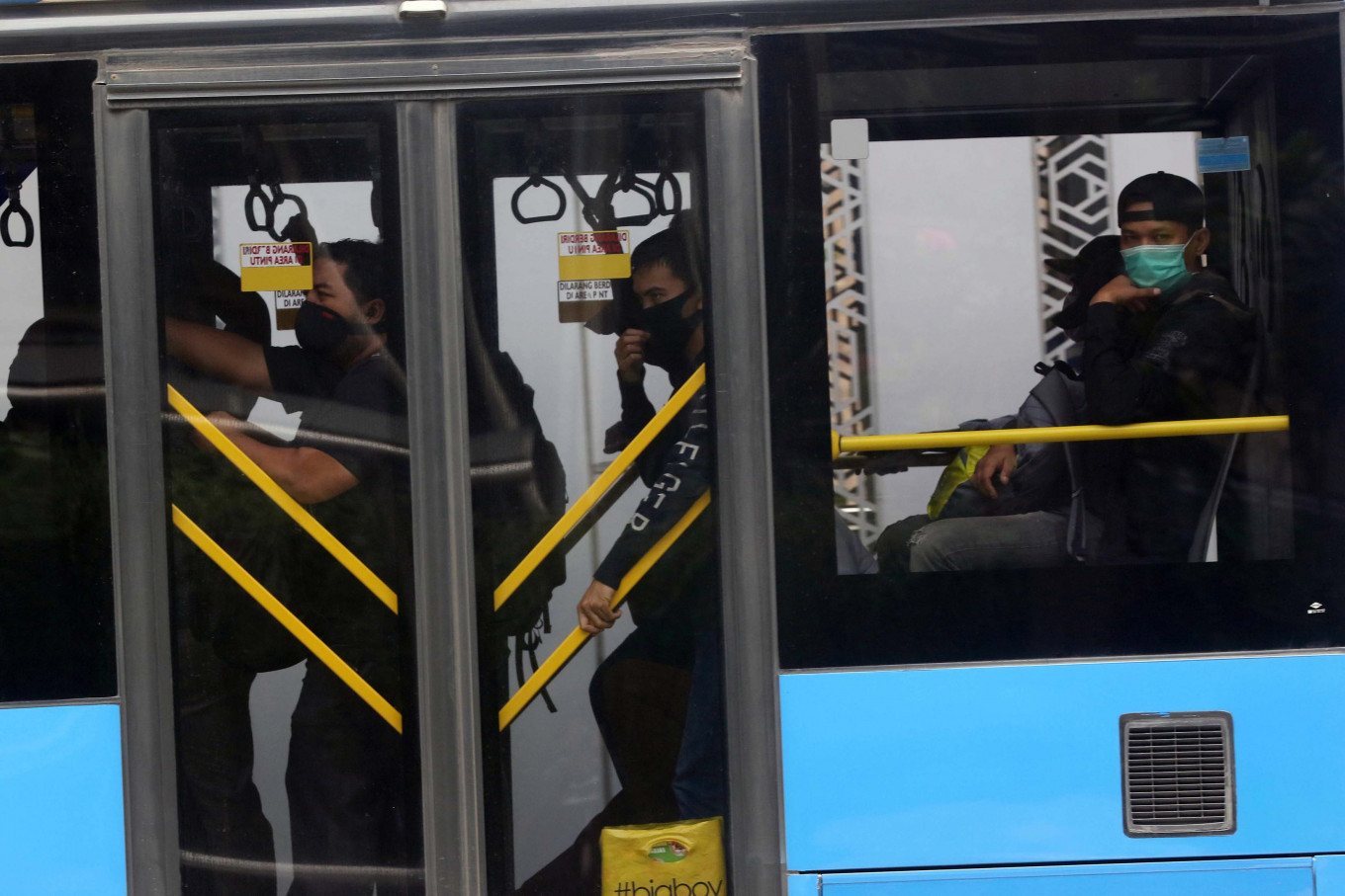 Transjakarta to play 'Indonesia Raya' on buses and bus stops to celebrate Independence Day
