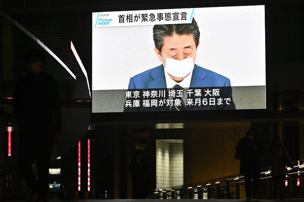 Japan to boost stimulus to $1.1 trillion as virus threatens deeper recession