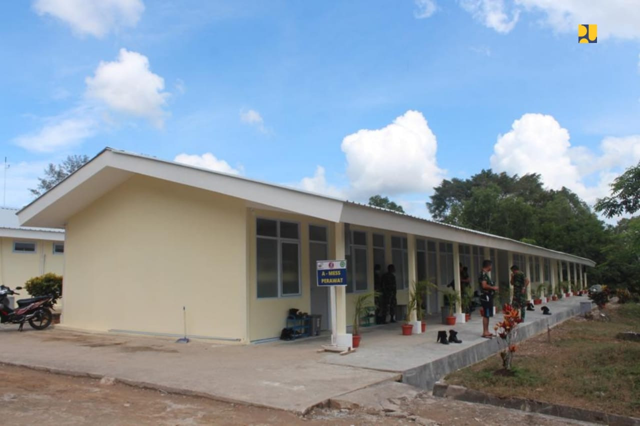 Govt to build COVID-19 hospital in Bangka Belitung Islands