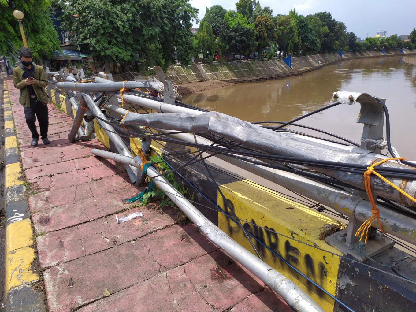 How COVID-19 will dampen Indonesia's infrastructure developments