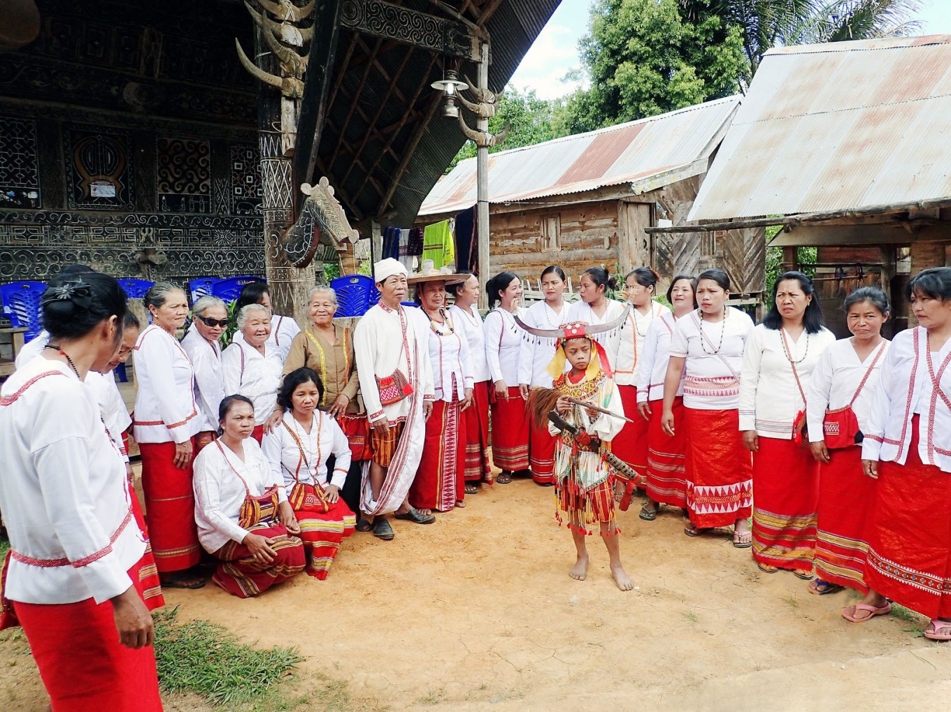 #WITTOCorona: Toraja Melo uplifts weavers affected by pandemic