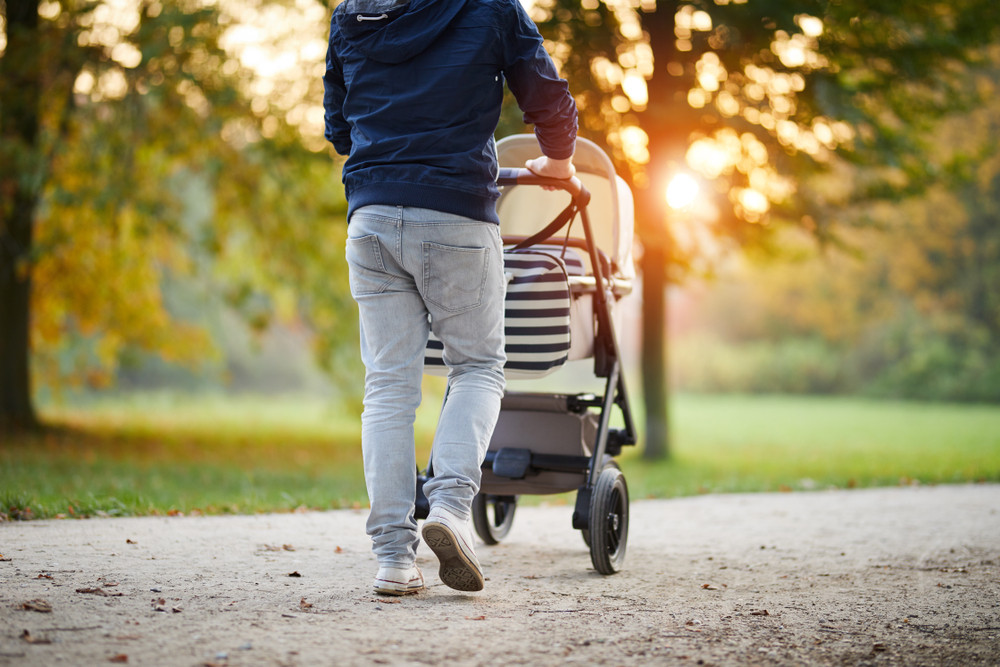 Babies in low strollers may be exposed to higher levels of air pollutants