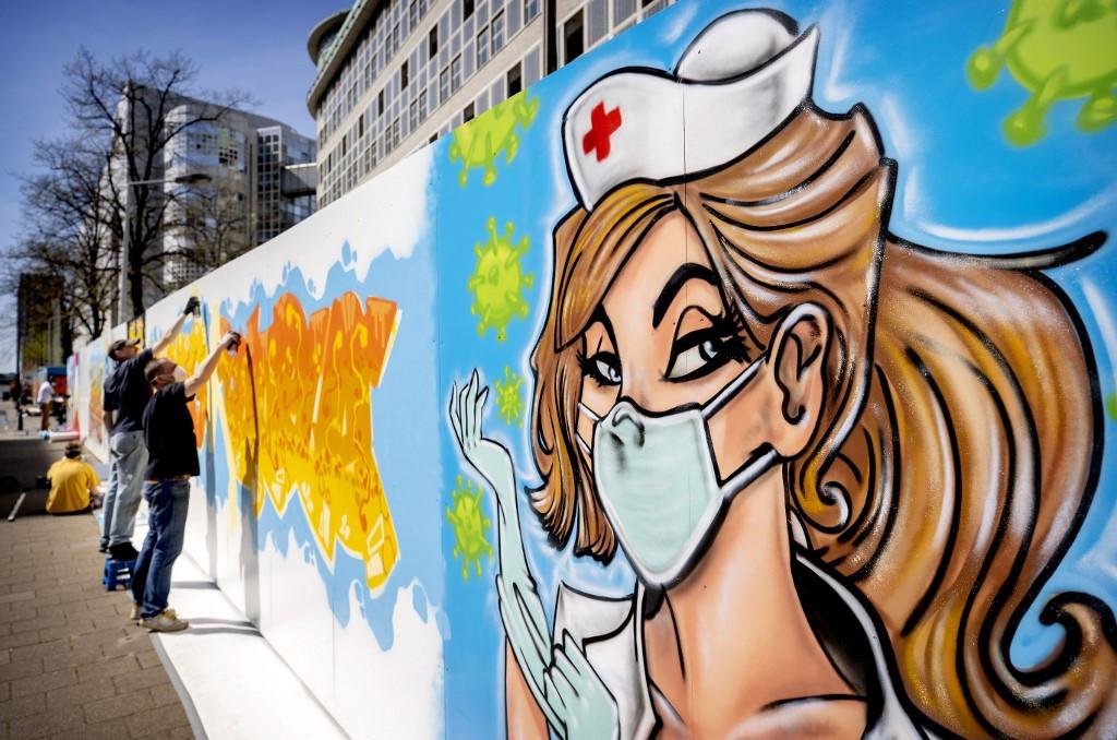 Dutch gamble on 'intelligent lockdown' to beat coronavirus