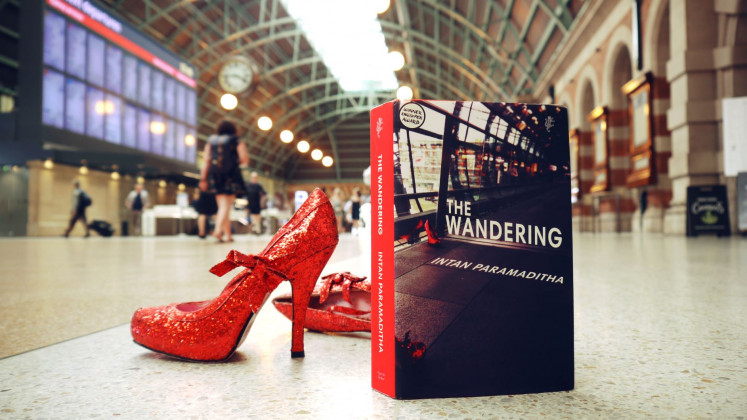 'The Wandering': Intan Paramaditha's magical red shoes