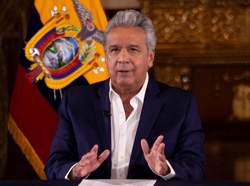 Ecuador president slashes cabinet members' salaries in pandemic response