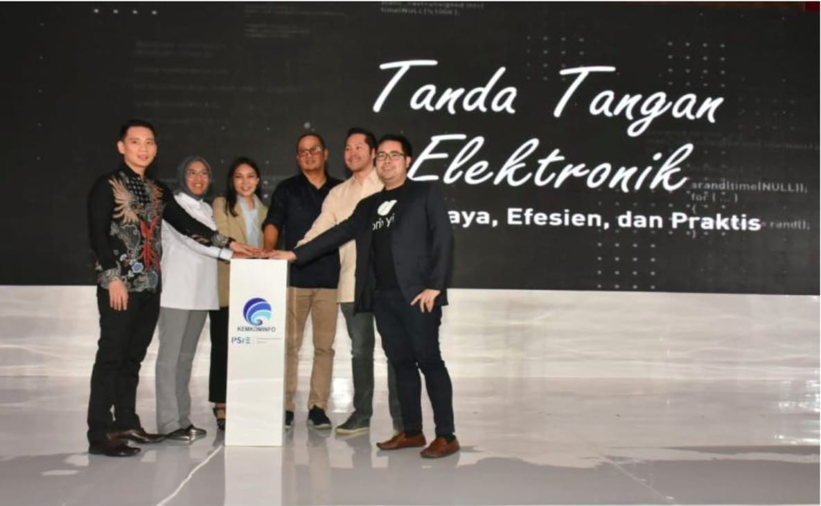 Indonesia's e-signature start-ups gain traction amid pandemic